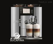 JURA优瑞 GIGA 5全自动咖啡机意式商用家用进口双豆仓