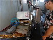炸鱼豆腐的机器设备哪家好比较专业
