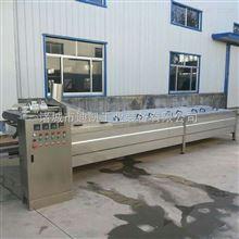 DK-5000蔬菜蒸煮漂烫设备山东迪凯食品机械厂家