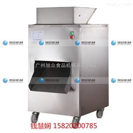 XZ-QC-A 460多功能切鸡丁机 鸡肉切丁设备价格  广东切丁机厂家