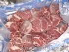 20/74E高校厨房冻肉切片