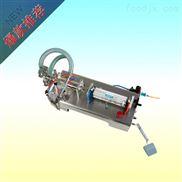 腳踏單頭液體灌裝機 機油潤滑油半自動灌裝機 小型定量灌裝機