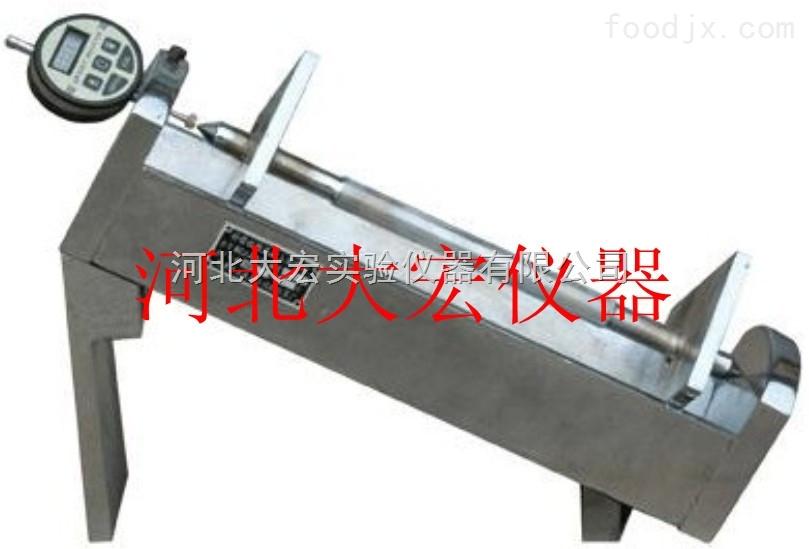 HSP-355补偿混凝土收缩膨胀仪