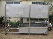 厂家直供 禽笼清洗机 高压喷淋机 鸭屠宰流水线