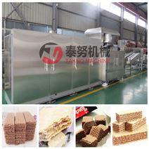 威化饼干生产线