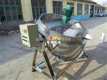不锈钢电加热可倾式◎拌料夹层锅