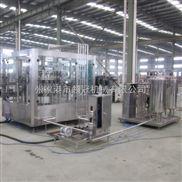 DGCF18-18-6-塑料瓶盐汽水含气饮料灌装机