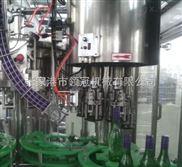 CGF12-12-4-等压灌装封口机玻璃瓶铝质盖