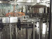 灌装压盖含气饮料生产线价格