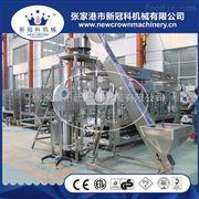 CGGF18-18-18-6四合一果粒橙饮料灌装机
