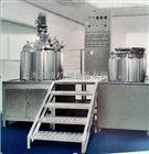 GP10SGN真空乳化机应用于火锅汤料的变性淀粉油水乳化机