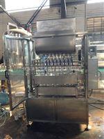 ZG-8全自动果汁生产线异形瓶直线灌装设备