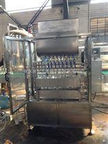 多功能异形瓶直线酱料灌装生产线
