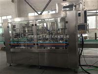 DGF全自动等压灌装三合一机组生产线