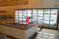 饮料超市风幕柜价格