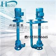 50YW17-25-3-利歐單雙管液下泵50YW17-25-3液下排污泵脫硫脫硝循環泵污水泥漿泵