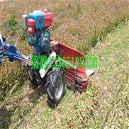 大豆绿豆专用收割机 农作物秸秆手扶收割机