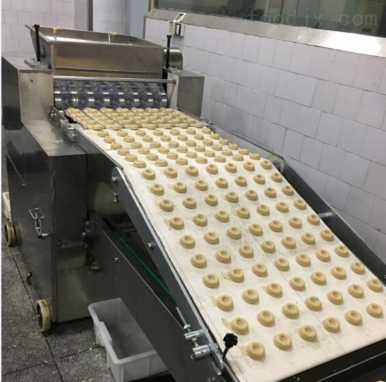 苏打饼干生产线