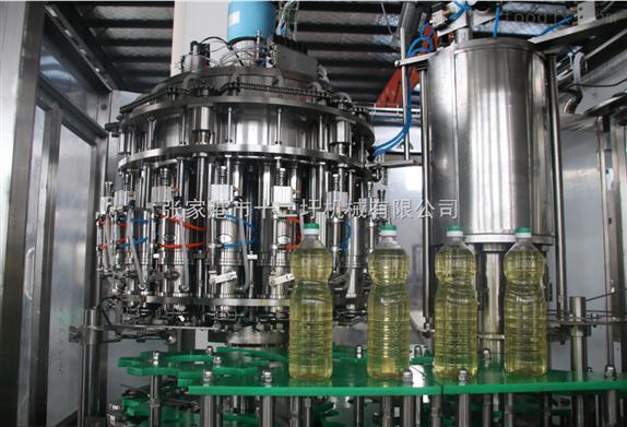 橄榄油灌装生产线