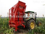 自卸式玉米秸秆回收机