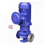 CQG-L无泄漏立式管道离心泵