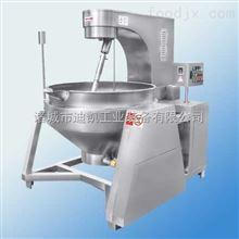 燃气式中央厨房土豆自动炒锅行星搅拌锅