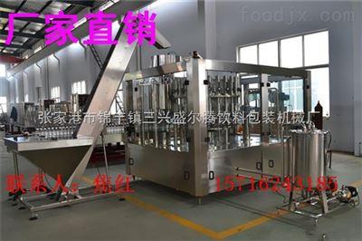 RCGF小型果汁饮料全自动灌装机