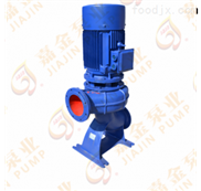 LW型无堵塞立式排污泵