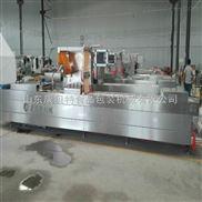 康贝特拉伸机 大型全自动食品真空包装机
