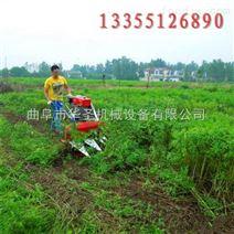 小型手扶式割晒机 柴油稻谷收割机厂家