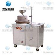 广西百色旭众自动豆腐机,磨浆豆腐机器