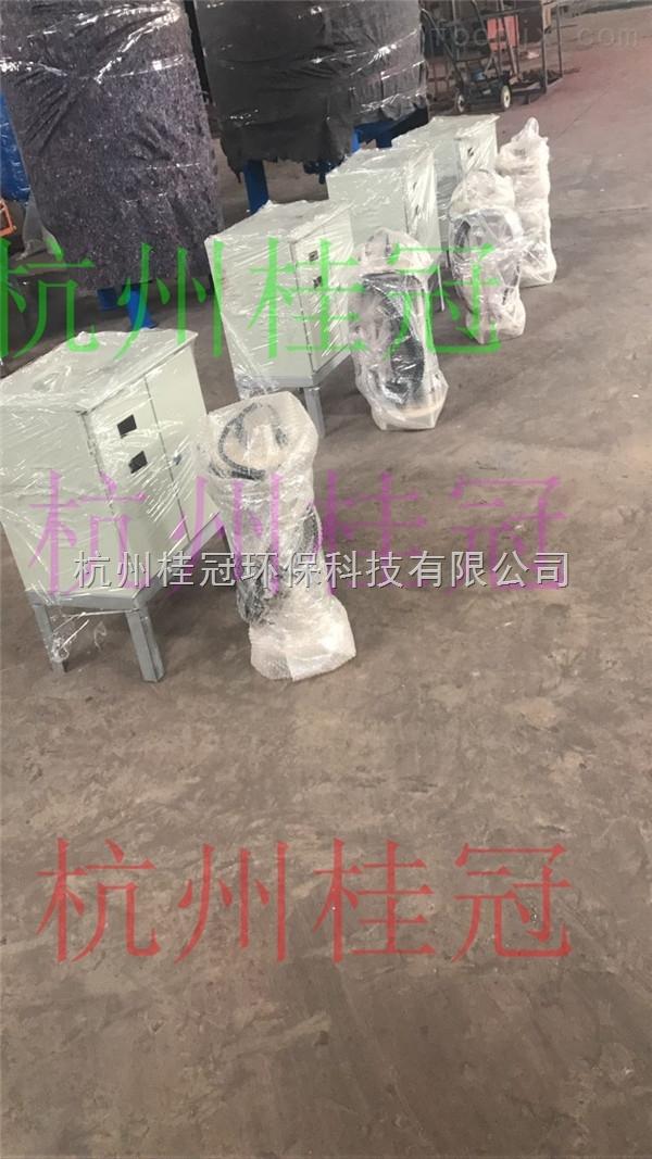 福泉HGLQT大功率冷却塔吸垢器操作很简单