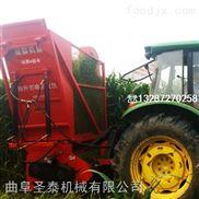 拖拉机配套玉米联合收获机