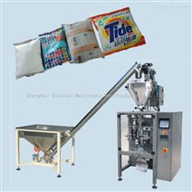 Measuring and packing machine system