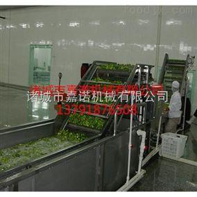 不锈钢全自动蔬菜清洗机