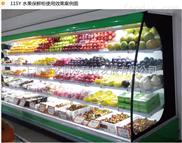 11SY水果保鲜柜