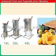 FC- 310果汁生产设备 果汁机 苹果打泥机 水果打碎设备 土豆打泥机