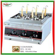 不锈钢台式电煮面炉