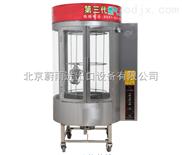 氣炭兩用旋轉烤鴨爐廠家|850型燃氣木炭烤鴨爐|燃氣木炭懸掛烤魚爐