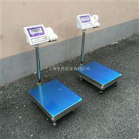 郑州60kg台秤 100公斤不干胶打印电子台秤