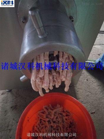 烤肠冻肉绞肉机