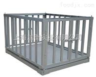 带围栏的牲畜秤 防水防腐蚀的电子磅