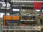 菏泽鄄城板材厂用新型燃气模温机热效率高