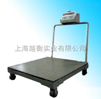 DCS-XC-A绥宁移动式小地磅 可移动式平台秤