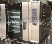 上海生产披萨专用五盘小型热风烤炉