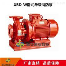 XBD-W型单级消防泵