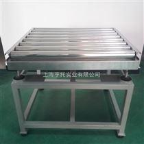 TCS-HT-G滚筒线配套检重秤 60kg报警滚筒秤