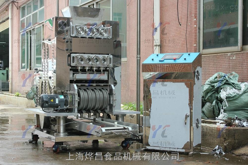 XZ4T-1502全自動四頭包餡湯圓機