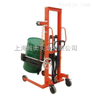 能够搬运桶装货物的电子秤 300KG倒桶搬运秤