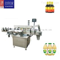 QD-2510 soy sauce / drink round bottle labeling ma